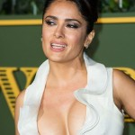 Salma Hayek - Evening Standard Theatre Awards 06