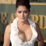 Salma Hayek - Evening Standard Theatre Awards 07