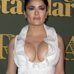 Salma Hayek - Evening Standard Theatre Awards 08