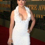 Salma Hayek - Evening Standard Theatre Awards 09