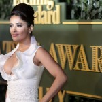 Salma Hayek - Evening Standard Theatre Awards 10