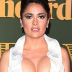 Salma Hayek - Evening Standard Theatre Awards 13