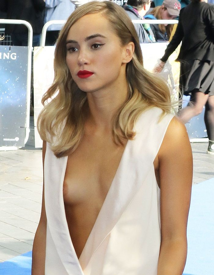 Suki Waterhouse - premiere Pan London 01