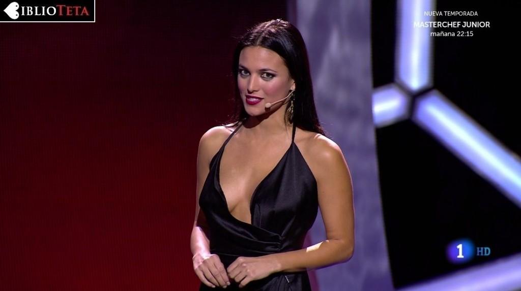 Elisa Mouliaa - Premios La Liga 01