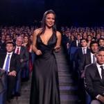 Elisa Mouliaa - Premios La Liga 09