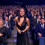 Elisa Mouliaa - Premios La Liga 12