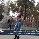 Eva Vega bodypainting 05