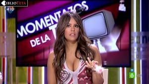 Cristina Pedroche - Zapeando 07