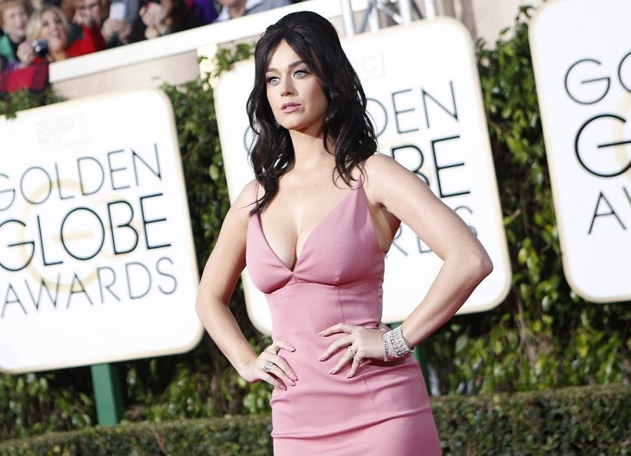 Katy Perry - Golden Globes 01