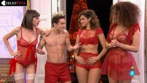 Natalia Ferviu, Marta Torne y Cristina Rodricguez campanadas 06