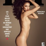 Twelve Naked Models in Lui Magazine 11