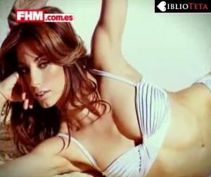 Almudena Cid - FHM 03