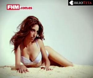 Almudena Cid - FHM 04