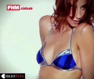 Almudena Cid - FHM 07