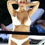 Devin Brugman - bikini blanco 16