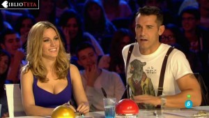 Edurne - Got Talent 06