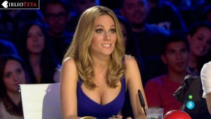 Edurne - Got Talent 08