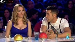 Edurne - Got Talent 09