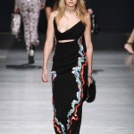 Gigi Hadid - Versace Fashion Show 07