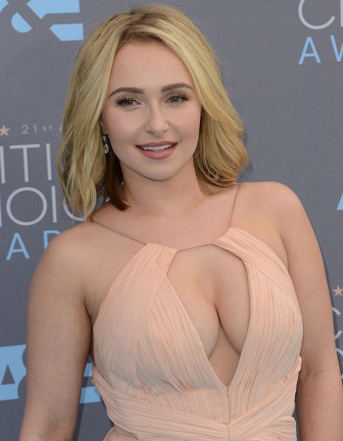 Hayden Panettiere - Critics Choice Awards 01