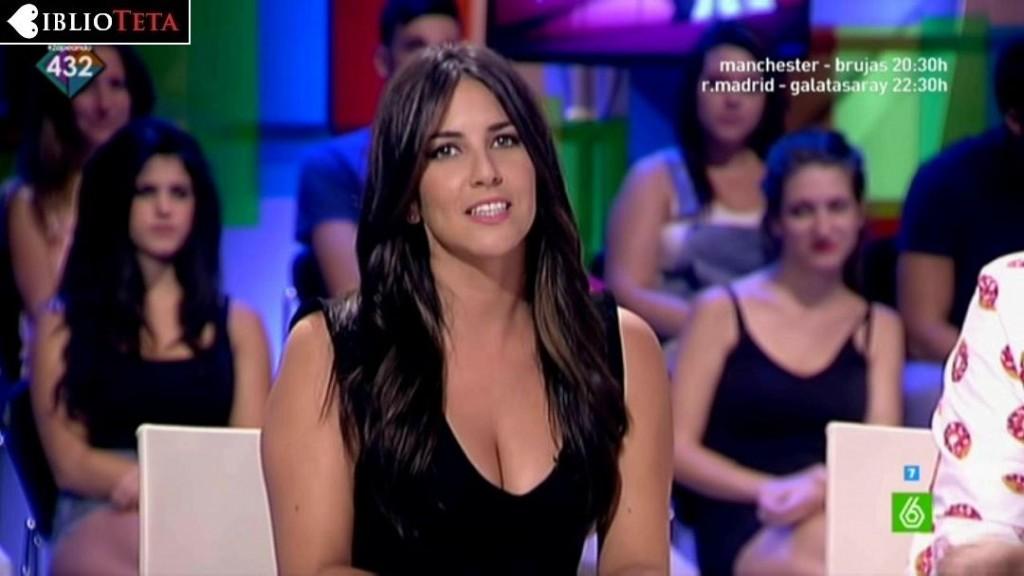 Irene Junquera escote negro 01