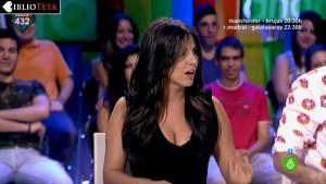 Irene Junquera escote negro 09