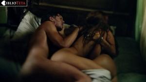 Jessica Parker Kennedy - Black Sails 2x05 - 02