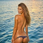 Nina Agdal - SI Swimsuit 2016 - 10
