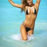 Nina Agdal - SI Swimsuit 2016 - 13