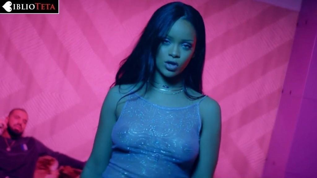 Rihanna - Work 01