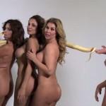 Viviana Figueredo, Nani Gaitan, Malena Gracia y Begona Alonso - Primera Linea 17