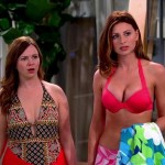 Alyson Michalka - Two and a half men 18