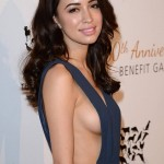 Christian Serratos side boob 03