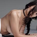 Emily Ratajkowski - Jacquie Aiche Campaign 12