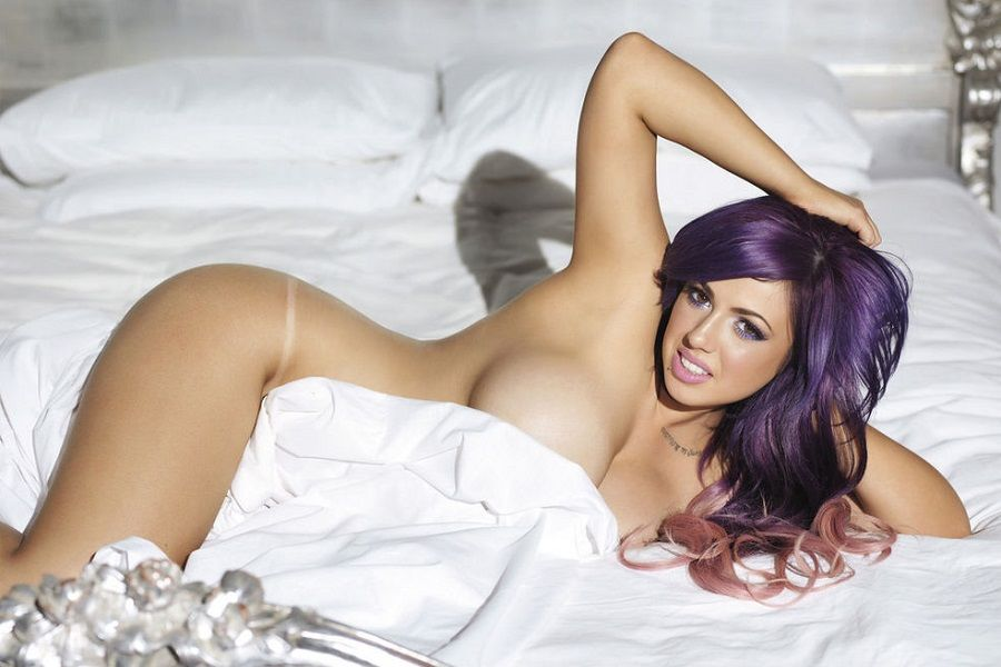 Holly Hagan - Nuts Magazine 01