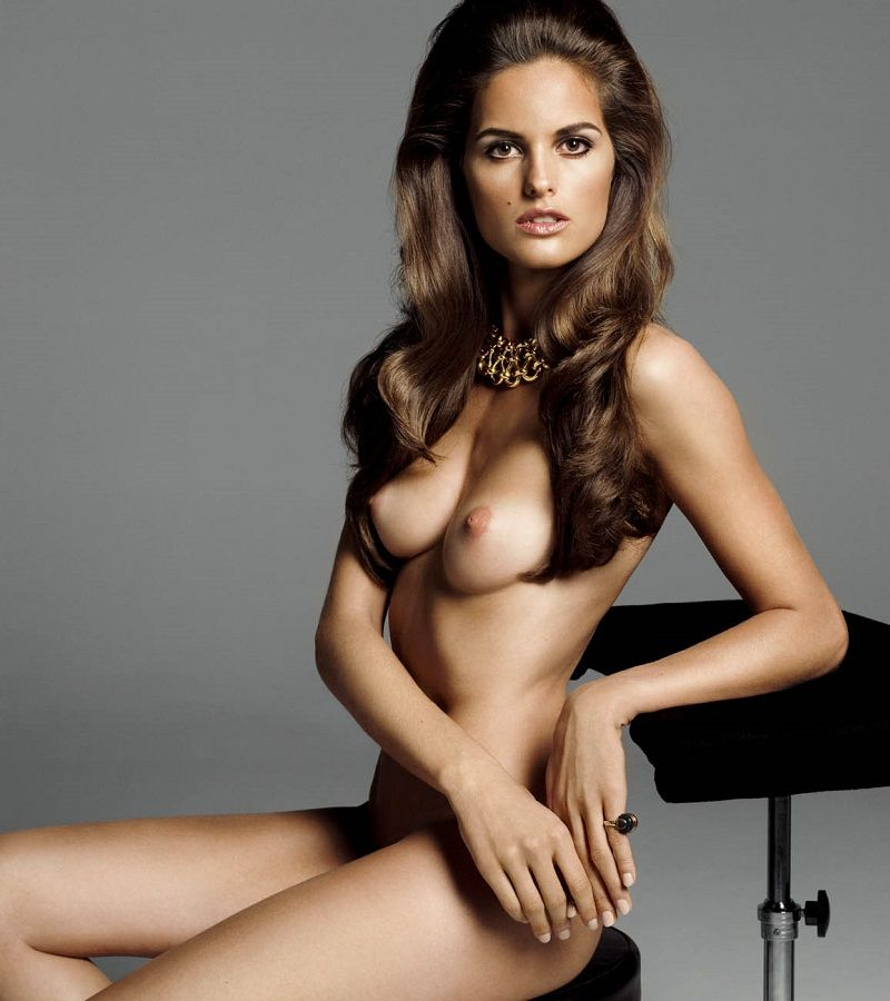Izabel Goulart - Purple Magazine 01