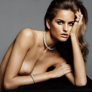 Izabel Goulart - Purple Magazine 03