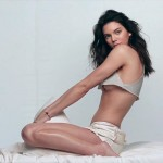 Kendall Jenner - GQ making of 09