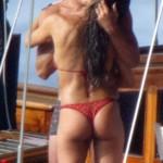 Manuela Arcuri - topless Miami 12