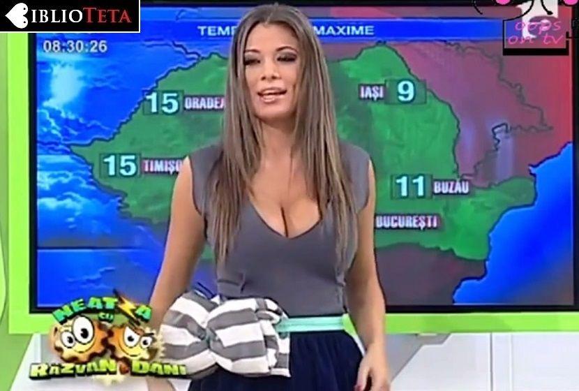 Roxana Vancea tetas 01
