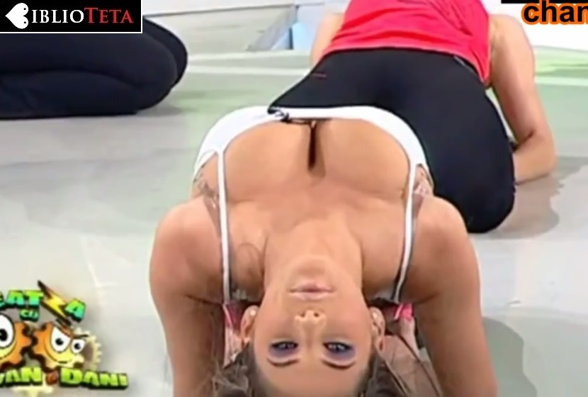 Roxana Vancea De La Televisión Rumana A La Fama Mundial Por Sus