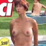Sophie Marceau topless Ibiza 05