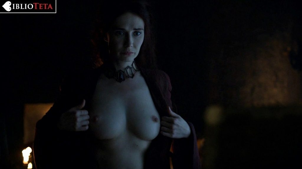Carice van Houten - Game Of Thrones 01