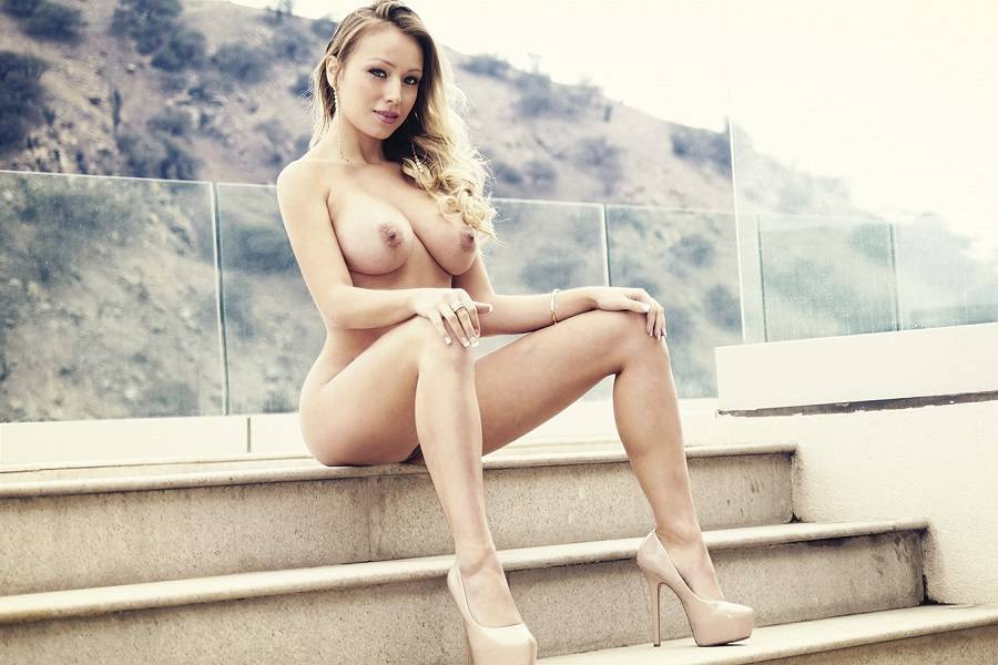 Daniella Chavez - Playboy 01