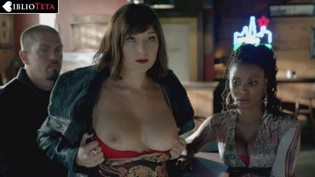 Isidora Goreshter - Shameless 6