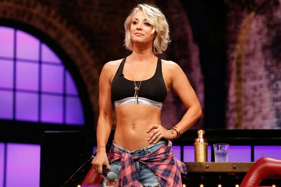 Kaley Cuoco - Lip Sync Battle 01