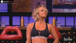 Kaley Cuoco - Lip Sync Battle 02