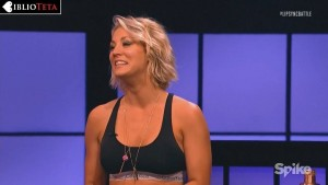 Kaley Cuoco - Lip Sync Battle 04