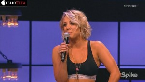 Kaley Cuoco - Lip Sync Battle 06