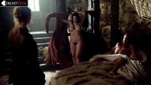 Lise Slabber - Black Sails 2x01 - 05